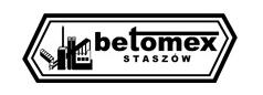 Betoniarnia BETOMEX Staszów